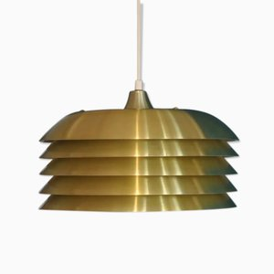 Lampe à Suspension Modèle T742 Mid-Century par by Hans-Agne Jakobsson pour Markaryd
