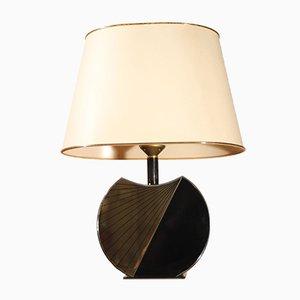 Lámpara de mesa vintage de Disderot, años 70