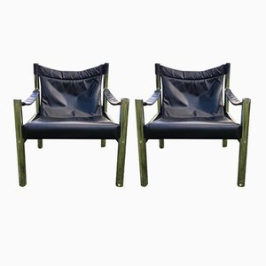 Vintage Armchairs from Johanson Design, 1970s, Set of 2