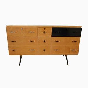 Vintage Italian Dresser, 1950s