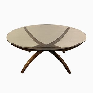 Rosewood Coffee Table by Vladimir Kagan, 1960s