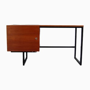 Bureau Machine Moderniste par Pierre Guariche pour Meurop, 1960s