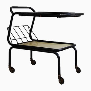Serving Trolley by Pierre Guariche for Trefac, 1950s