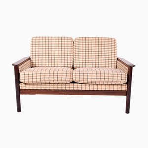 Danish Rosewood Two-Seater Sofa, 1950s