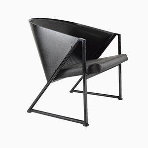 Vintage Lounge Chair by Jouko Järvisalo, 1980s