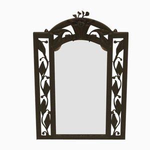 Spiegel aus Schmiedeeisen, 1920er