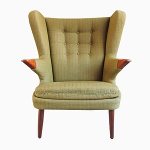 Danish Model 91 Wing Chair by Svend Skipper for Skipper, 1960s