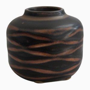 Cuenco danés vintage de cerámica de Eva Stæhr-Nielsen para Royal Copenhagen, años 40