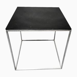 Petite Table d'Appoint PK71 par Poul Kjærholm pour E. Kold Christensen, 1957