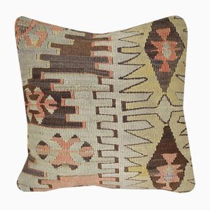 Small Kilim Pillow Cover from Vintage Pillow Store Contemporary