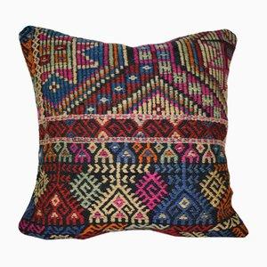 Funda de cojín hacha con kilim turco de Vintage Pillow Store Contemporary