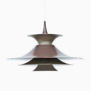 Radius Pendant Lamp by Erik Balslev for Fog & Mørup, 1970s