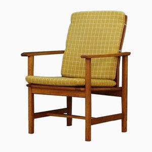 Vintage Danish Armchair by Børge Mogensen, 1970s