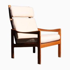 Vintage Sessel von Illum Wikkelsø für Niels Eilersen, 1960er