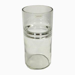 Vase aus Muranoglas von Alfredo Barbini für Barbini, 1970er