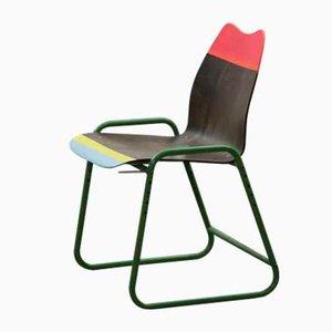 Chaise Modèle Hard Work par Markus Friedrich Staab pour Atelier Staab, 1970s