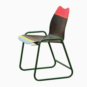 Model Hard Work Chair by Markus Friedrich Staab for Atelier Staab, 1970s