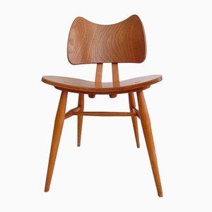 Chaise Butterfly par Ercol, 1950s