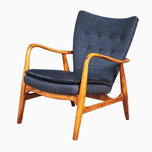Easy Chair by Madsen & Schübel, 1950s