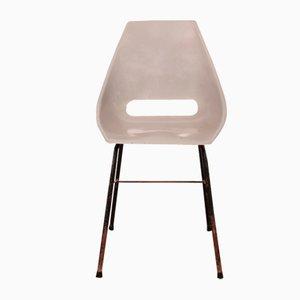 Shell Stuhl von Miroslav Navratil für Vertex, 1960er