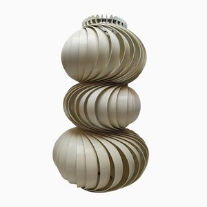 Lámpara de mesa Medusa italiana vintage de Olaf von Bohr para Valenti Luce, años 60