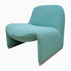Vintage Alky Lounge Chair by Giancarlo Piretti for Castelli, 1970s