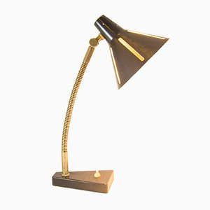 Model 20 Hala Sun Series Desk Lamp by H. Th. J. A. Busquet for HALA, 1960s