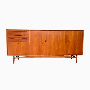 Sideboard aus Teak von Swiss Teak, 1960er