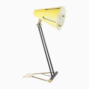 Modell 1 Hala Sun Series Schreibtischlampe von H. Th. J.A. Busquet für HALA, 1960er