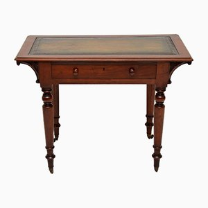 Antique William IV Mahogany Writing Desk