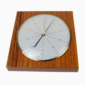 Barómetro Mid-Century de MOCO, años 60