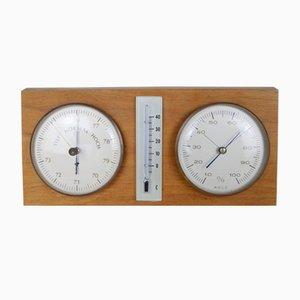 Estación meteorológica Mid-Century de MOCO, años 60