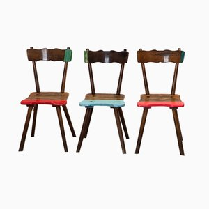 Bavarian Steel Chairs by Markus Friedrich Staab, 2012, Set of 3
