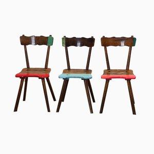 Chaises Bavaroises en Acier par Markus Friedrich Staab, 2012, Set de 2