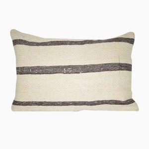 Anatolischer Kelim Wollkissenbezug von Vintage Pillow Store Contemporary