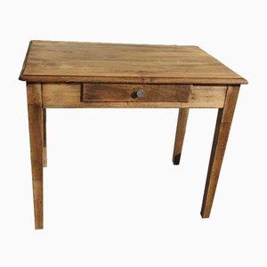 Kleiner Schreibtisch aus Eiche, 1960er
