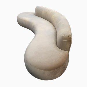 Divano Serpente di Davide Barzaghi per D3CO
