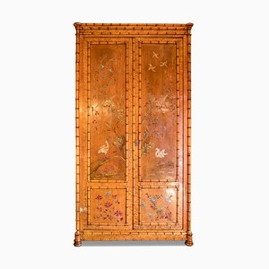 Antique Wardrobe from Perret et Vibert, 1880s