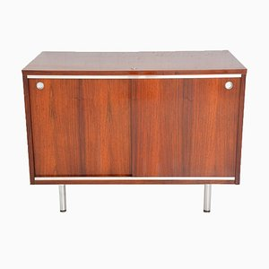 Vintage Rosewood Buffet by George Nelson for Hermann Miller, 1960s