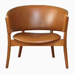 Rondell Teak Armchair by Erik Wortz, 1960s