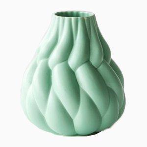 Große Mint Eda Vase von Lisa Hilland für Mylhta
