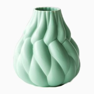 Large Mint Eda Vase by Lisa Hilland for Mylhta