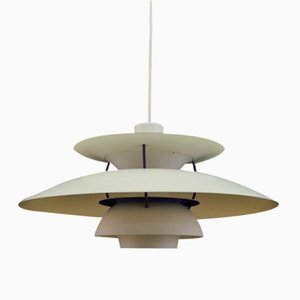 Vintage Danish Chandelier by Poul Henningsen for Louis Poulsen, 1970s