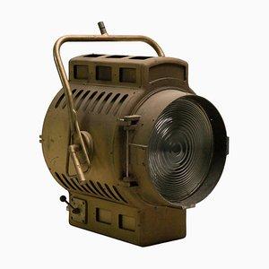Faretto da cinema industriale di Ake Nilsson per Fototon, anni '50