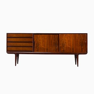Model 18 Rosewood Sideboard by Gunni Omann for Omann Jun, 1960s