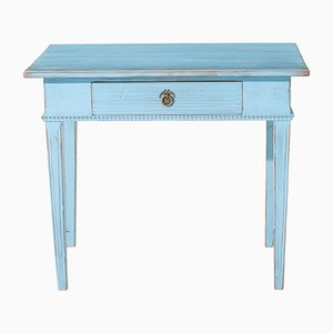 Antique Gustavian Writing Desk, 1900s