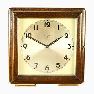Reloj de pared ATO Art Déco vintage de péndulo magnético de Junghans