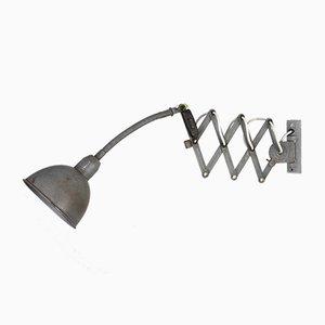 Industrial Scissor Lamp, 1950s