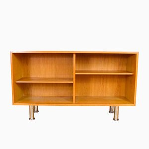 Mid-Century Danish Oak Bookcase by Børge Mogensen for Karl Andersson & Söner, 1960s