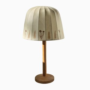 Pine Table Lamp by Hans-Agne Jakobsson for Markaryd, 1960s